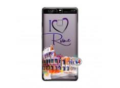 Coque Huawei P9 I Love Rome