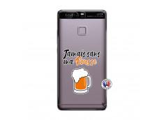 Coque Huawei P9 Jamais Sans Ma Rousse