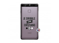 Coque Huawei P9 Je Dribble Comme Cristiano