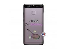 Coque Huawei P9 Je Peux Pas J Ai Badminton