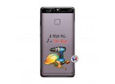 Coque Huawei P9 Je Peux Pas J Ai Bricolage