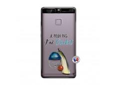 Coque Huawei P9 Je peux pas j'ai cricket