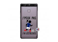 Coque Huawei P9 Je Peux Pas J Ai Les Bleues Maillot
