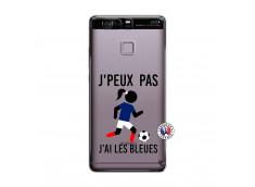 Coque Huawei P9 Je Peux Pas J Ai Les Bleues