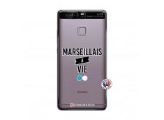 Coque Huawei P9 Marseillais à Vie