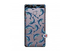 Coque Huawei P9 Dolphins