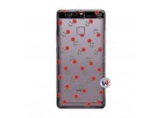Coque Huawei P9 Rose Pattern