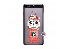 Coque Huawei P9 Catpucino Ice Cream