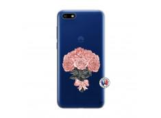 Coque Huawei Y5 2018 Bouquet de Roses