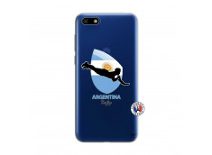 Coque Huawei Y5 2018 Coupe du Monde Rugby-Argentina