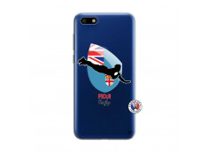 Coque Huawei Y5 2018 Coupe du Monde Rugby Fidji