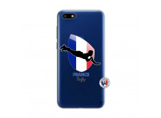 Coque Huawei Y5 2018 Coupe du Monde de Rugby-France