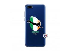 Coque Huawei Y5 2018 Coupe du Monde Rugby-Ireland