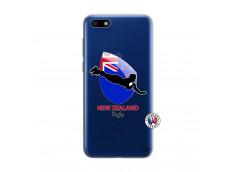 Coque Huawei Y5 2018 Coupe du Monde Rugby- Nouvelle Zélande