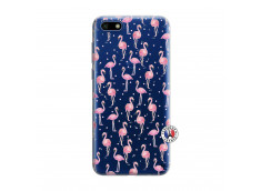 Coque Huawei Y5 2018 Flamingo
