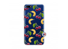 Coque Huawei Y5 2018 Hey Cherry, j'ai la Banane