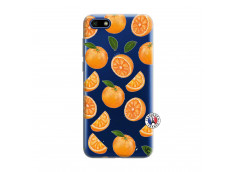 Coque Huawei Y5 2018 Orange Gina
