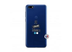 Coque Huawei Y5 2018 Je Crains Degun
