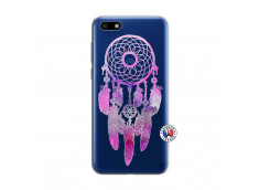 Coque Huawei Y5 2018 Purple Dreamcatcher