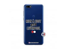 Coque Huawei Y5 2018 Rien A Foot Allez Liverpool