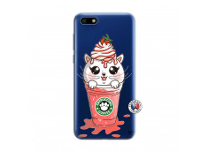 Coque Huawei Y5 2018 Catpucino Ice Cream