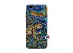 Coque Huawei Y5 2018 Leopard Jungle