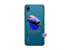 Coque Huawei Y5 2019 Coupe du Monde Rugby- Nouvelle Zélande