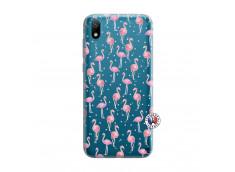 Coque Huawei Y5 2019 Flamingo
