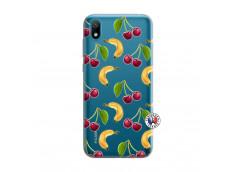 Coque Huawei Y5 2019 Hey Cherry, j'ai la Banane