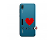 Coque Huawei Y5 2019 I Love Toulouse