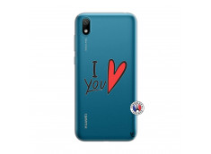 Coque Huawei Y5 2019 I Love You
