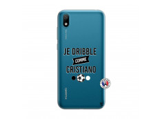 Coque Huawei Y5 2019 Je Dribble Comme Cristiano
