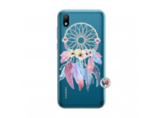 Coque Huawei Y5 2019 Multicolor Watercolor Floral Dreamcatcher