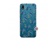 Coque Huawei Y5 2019 Dauphins