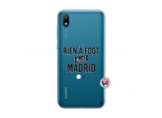 Coque Huawei Y5 2019 Rien A Foot Allez Madrid