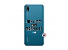 Coque Huawei Y5 2019 Rien A Foot Allez Marseille