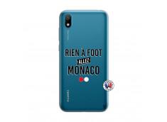 Coque Huawei Y5 2019 Rien A Foot Allez Monaco