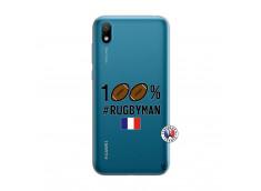 Coque Huawei Y5 2019 100% Rugbyman