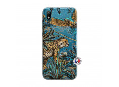 Coque Huawei Y5 2019 Leopard Jungle