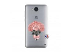 Coque Huawei Y6 2017 Bouquet de Roses