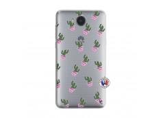 Coque Huawei Y6 2017 Cactus Pattern