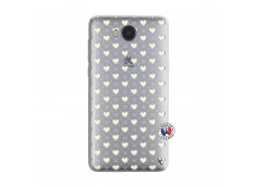 Coque Huawei Y6 2017 Little Hearts