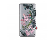 Coque Huawei Y6 2017 Flower Birds