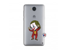 Coque Huawei Y6 2017 Joker Dance