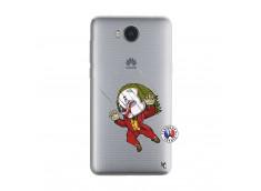 Coque Huawei Y6 2017 Joker Impact