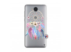 Coque Huawei Y6 2017 Multicolor Watercolor Floral Dreamcatcher
