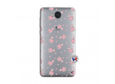 Coque Huawei Y6 2017 Petits Moutons
