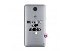 Coque Huawei Y6 2017 Rien A Foot Allez Amiens