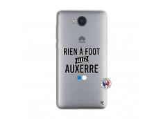 Coque Huawei Y6 2017 Rien A Foot Allez Auxerre