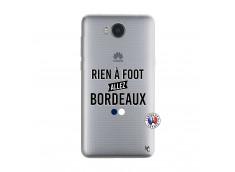 Coque Huawei Y6 2017 Rien A Foot Allez Bordeaux